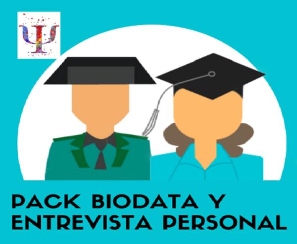Biodata y entrevista personal